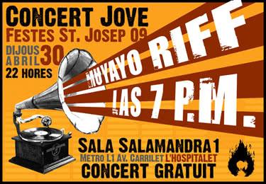Concert Jove - Festes St. Josep 09